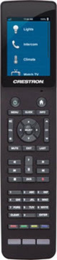 Crestron Debuts New Remote Control Lineup