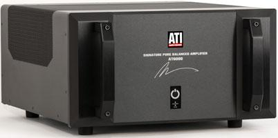ATI AT6002 Stereo Power Amplifier Reviewed