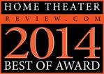 Home Theater Review's Best of 2014 Awards