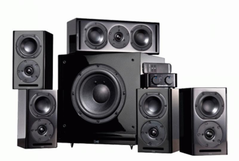 Rogersound Labs CG4 5.1 Speaker System Reviewed