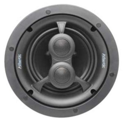 Atlantic Tech's New In-Ceiling Speakers Are Ideal for Atmos/AURO