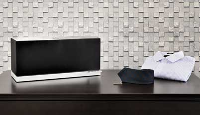 Definitive Technology W9 and W7 Wireless Tabletop Speakers Reviewed