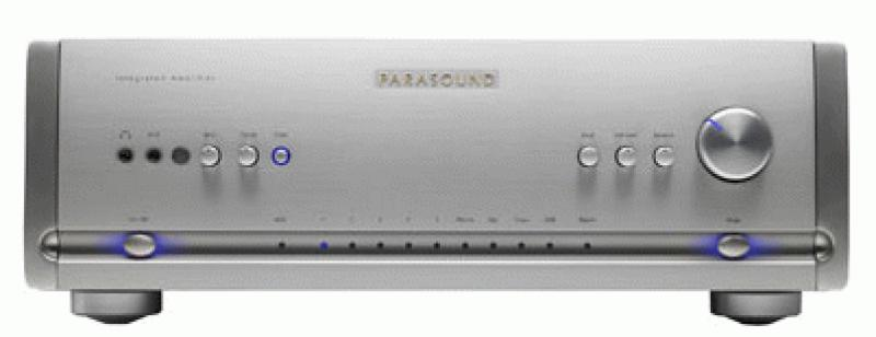Parasound Halo Integrated 2.1-Channel Amplifier Reviewed