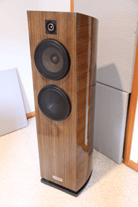 Bache Audio 002AB Floorstanding Speaker Reviewed