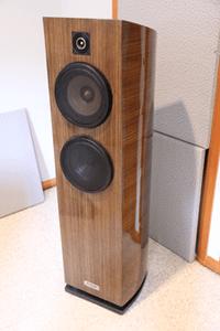 Bache Audio 002AB Floorstanding Speaker Reviewed