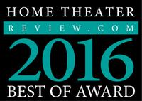 Home Theater Review's Best of 2016 Awards