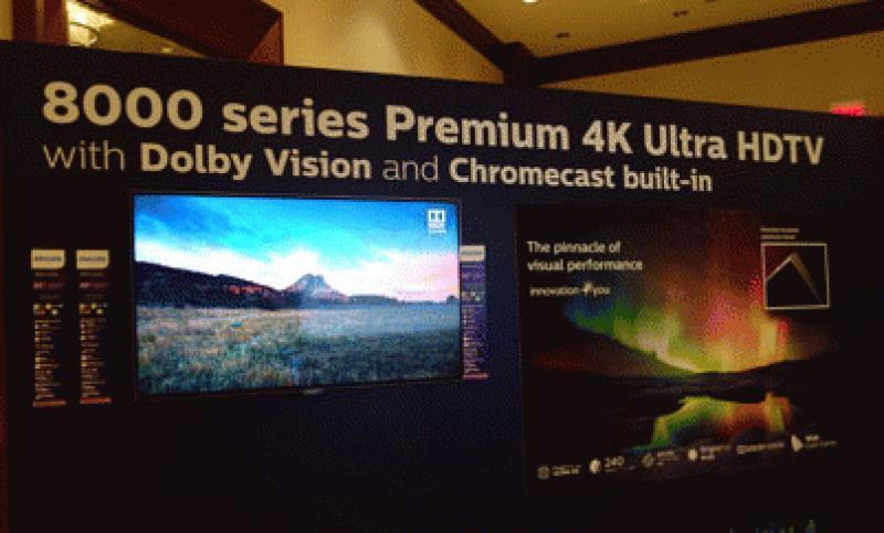 Dolby Vision Takes Center Stage at CES 2017