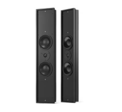 Leon Speakers Introduces Ultra-Thin UX Series of On-wall Speakers