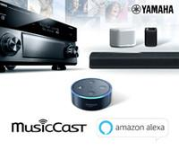 Yamaha to Add Alexa Support to MusicCast Products