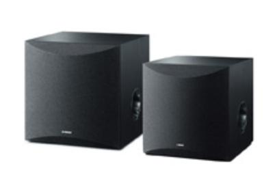 Yamaha Introduces Two New Subwoofers