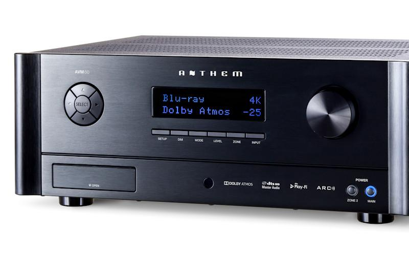 Anthem AVM 60 11.2-Channel Pre/Pro Reviewed