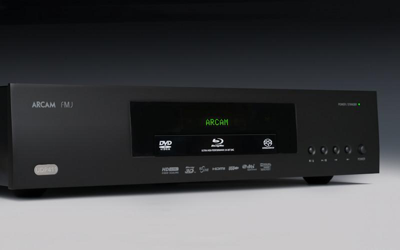 Arcam UDP411 Universal Disc Player Reviewed