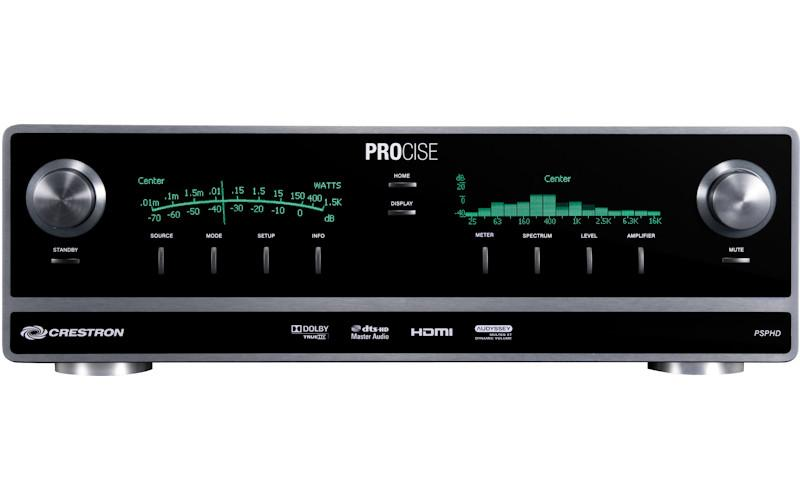 Crestron PROCISE PSPHD Surround Sound Processor Reviewed