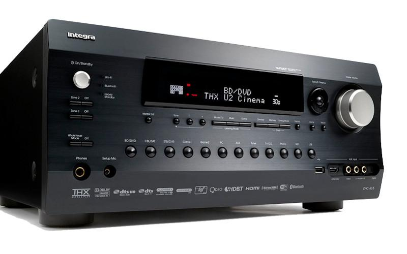 Integra DHC-60 5 7 2-Channel A/V Preamp