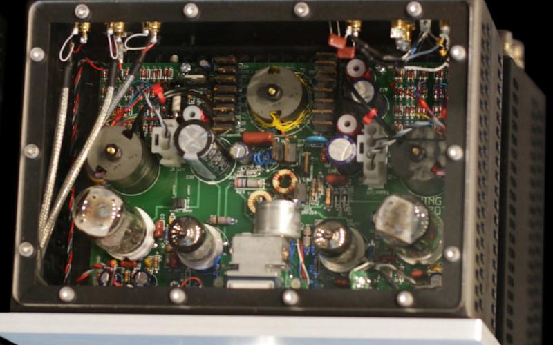 Linear Tube Audio MicroZOTL2.0 Preamplifier/Headphone Amplifier Reviewed