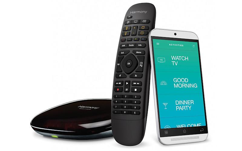 Logitech Harmony Home Control System Reviewed