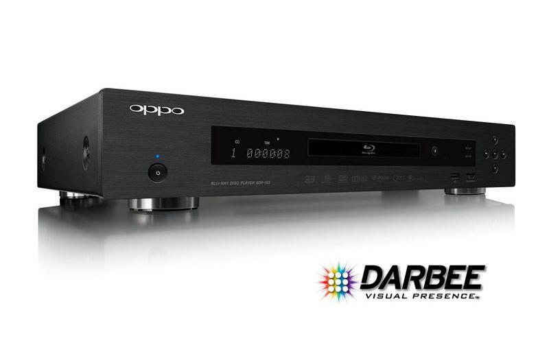 Oppo BDP-103D Darbee Edition Universal Disc Player Reviewed
