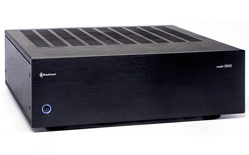 Outlaw Audio Model 5000 Amplifier Reviewed