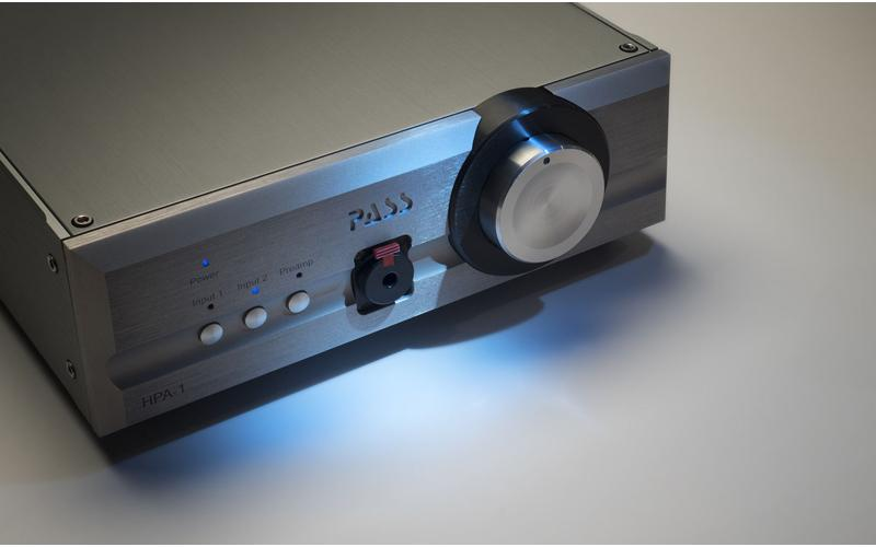 Pass Labs HPA-1 Stereo Preamplifier/Headphone Amplifier Reviewed