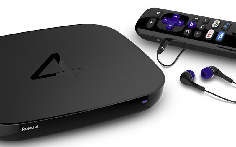 Roku 4 Ultra HD Streaming Media Player Reviewed