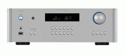 Rotel Debuts New Integrated Amp, Stereo Preamp, and CD Player