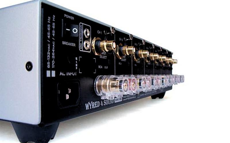 Wyred 4 Sound Mini MC5 Multi-channel Amplifier Reviewed