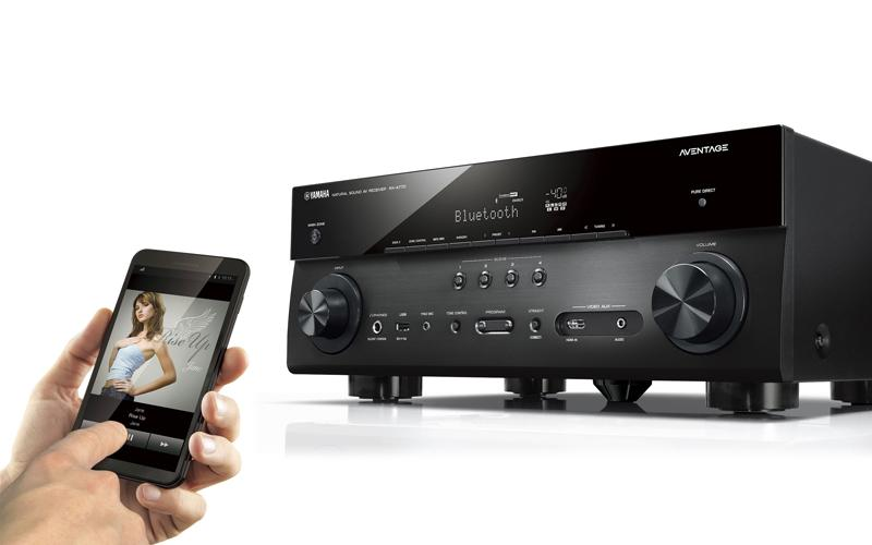 Yamaha Aventage RX-A770 AV Receiver Reviewed
