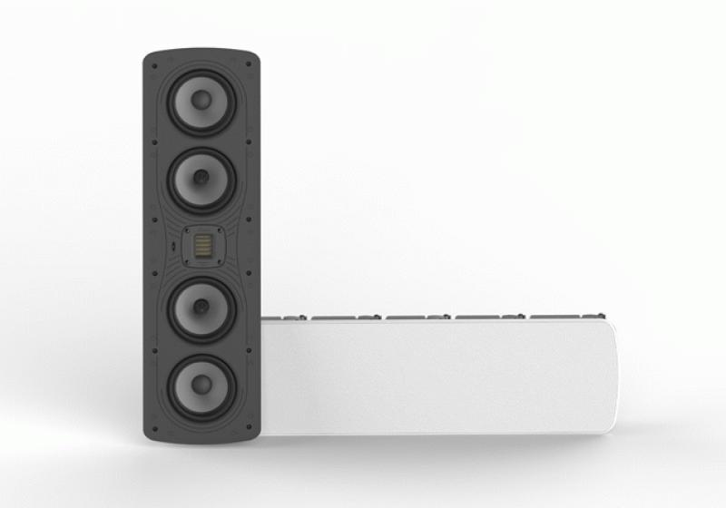 GoldenEar Introduces Invisa Signature Point Source In Wall Speaker