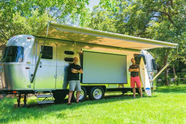 Screen Innovations Launches Solo Wireless Motorized Projection Screen