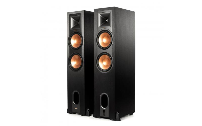 Klipsch R-28PF Powered Floorstanding Speaker Reviewed