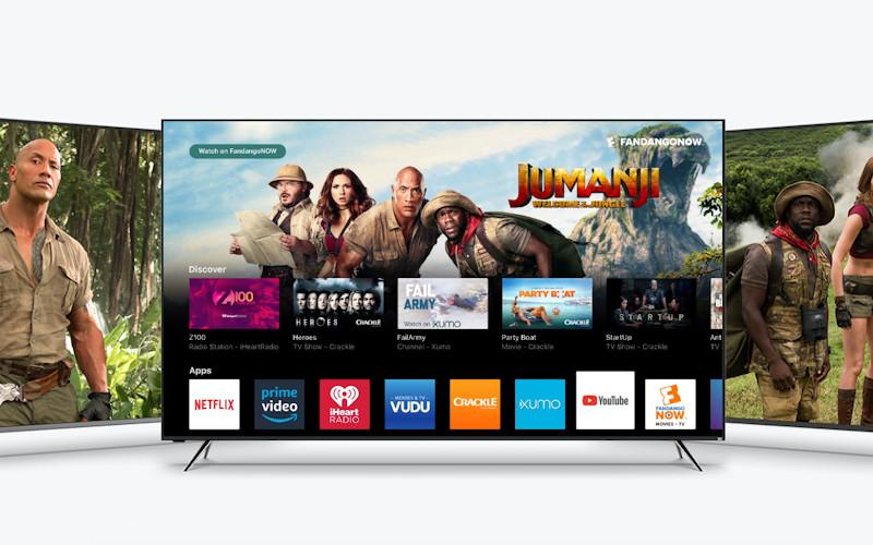 Vizio's 2018 P-Series Smart TVs Available Now