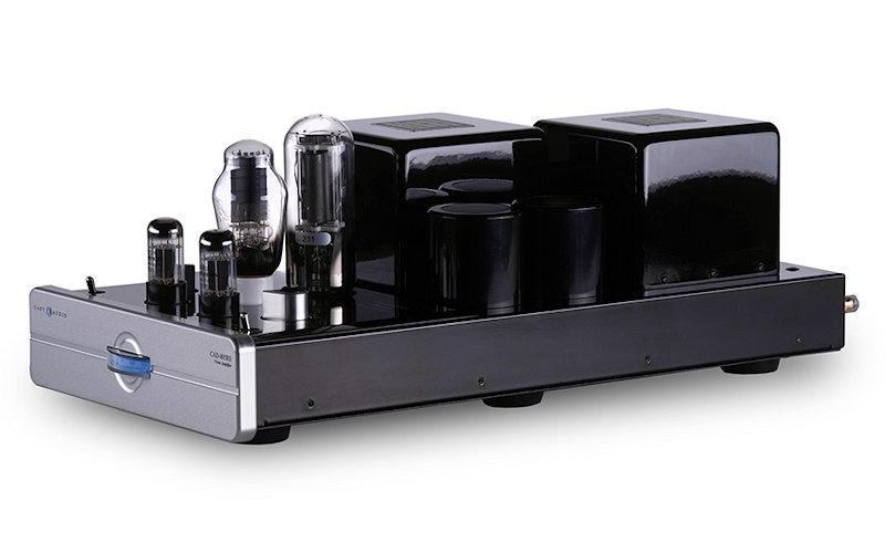 Cary Audio Introduces CAD-805 Reference Series Vacuum Tube Monoblock Amp