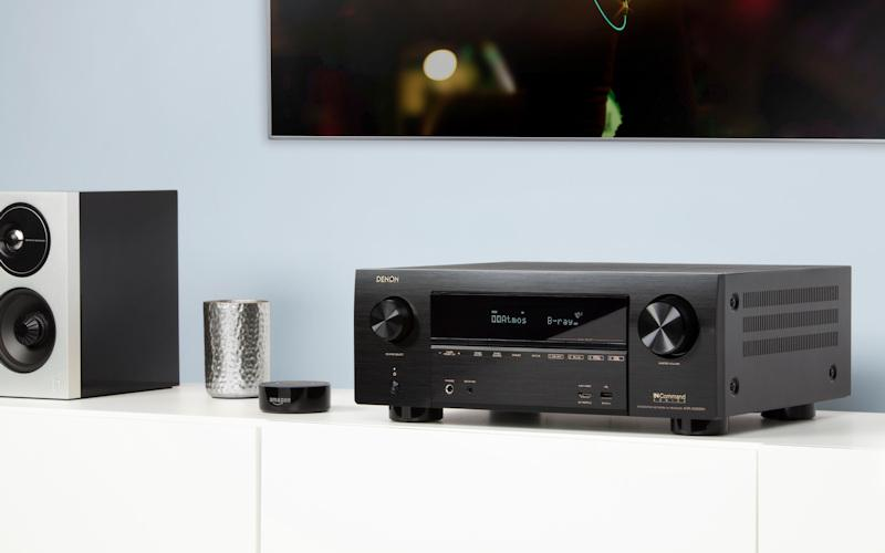 Denon's New AVR-X3500H is eARC and ALLM-Ready
