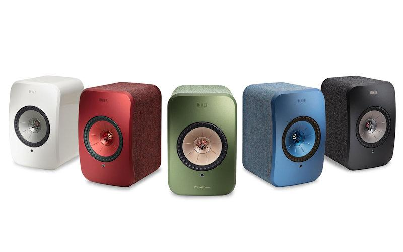 KEF Introduces New LSX Two-Speaker Wireless Music System