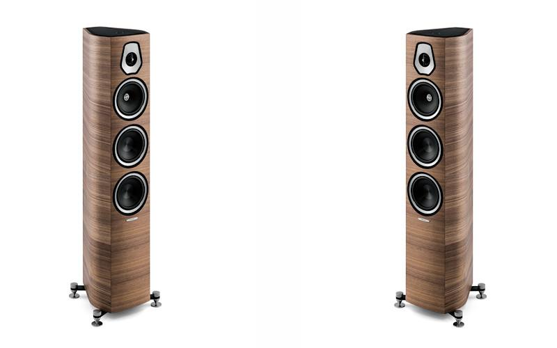 Sonus faber Sonetto III Loudspeakers Reviewed