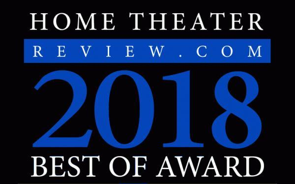 Home Theater Review's Best of 2018 Awards
