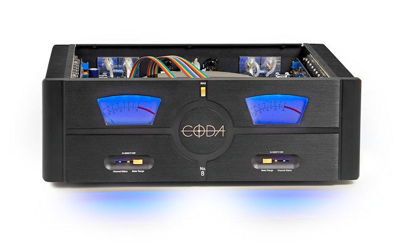 Coda Technologies Continuum No. 8 Stereo Amplifier