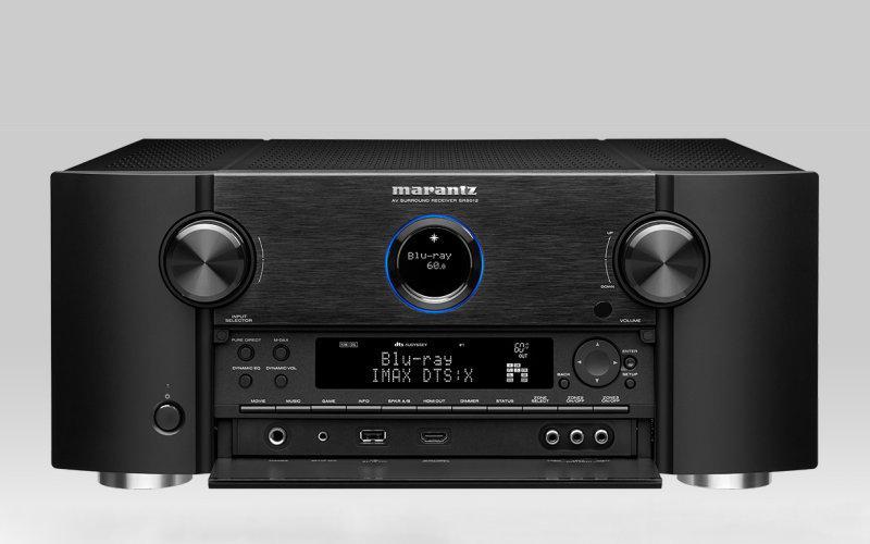 Marantz SR8012 11.2-Channel AV Surround Receiver Reviewed