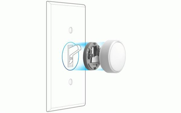 New Lutron Smart Bulb Dimmer Keeps Philips Hue Lights at the Ready