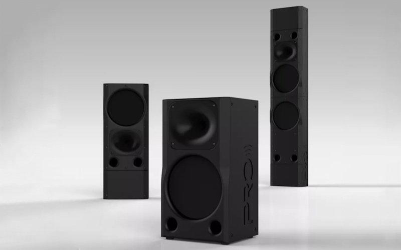 Pro Audio Technology Intros New S and SR Series Loudspeakers