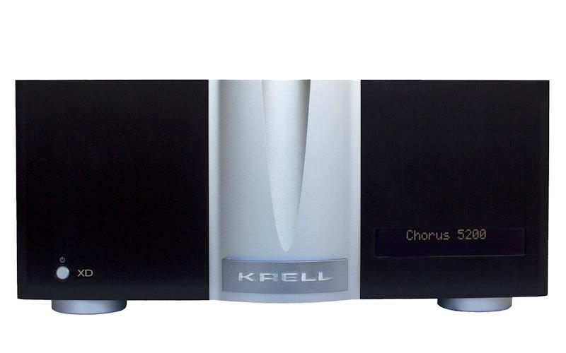 Krell Chorus 5200 XD Five Channel Amplifier Reviewed
