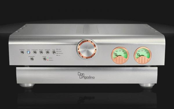 D'Agostino Progression Preamplifier Reviewed