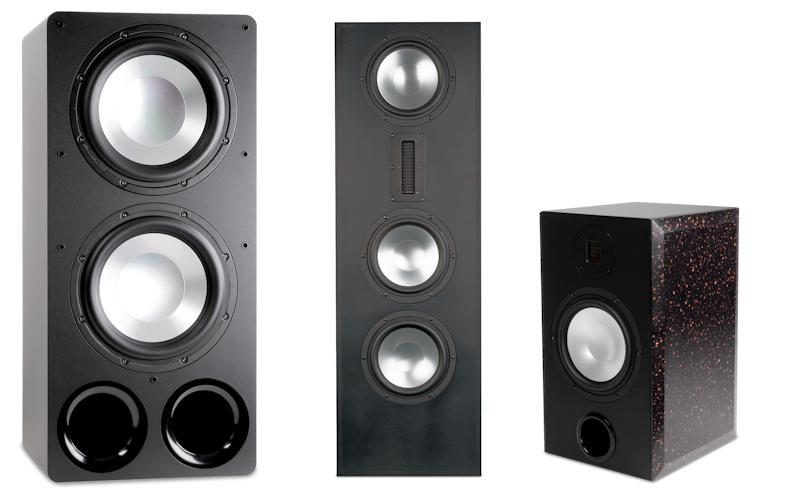RBH Sound Debuts New Subs, Architectural Speakers, and a Powered Monitor at CEDIA 2019