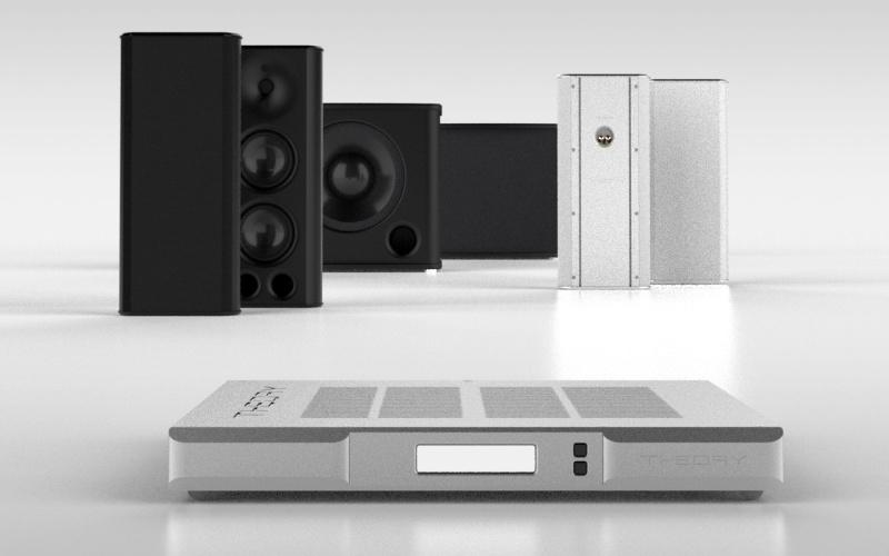 Theory Audio Design Launching at CEDIA Expo 2019