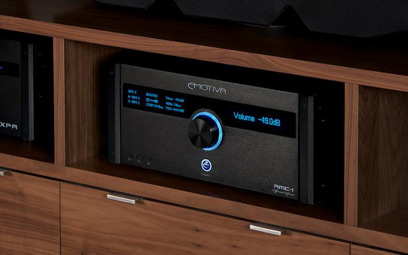 Emotiva RMC-1 16 Channel Reference Cinema Processor Reviewed