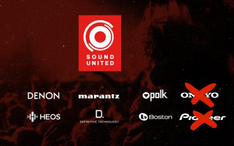 Sound United Will Not Be Acquiring Onkyo's Home Audio Division
