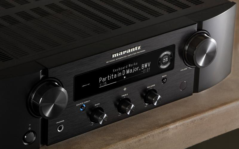 Marantz PM7000N Integrated Amplifier Reviewed