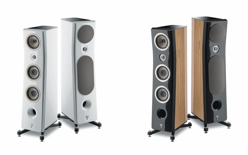 Focal Introduces New Finish Options for Kanta No. 2 Loudspeaker