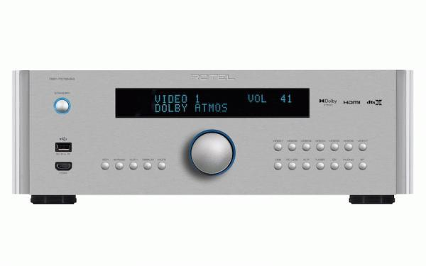 Rotel Releases New Surround Preamp and Amplified Processor