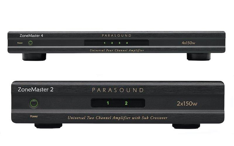 Parasound Releases Two New Powerful Amps